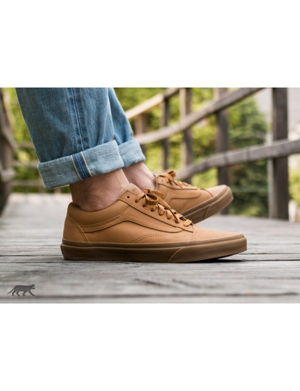 VANS SHOES OLD SKOOL VANSBUCK